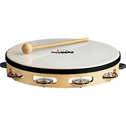 Nino Wood Single Row Tambourine (NINO25)