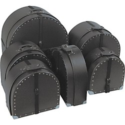 Nomad 6-Piece Fiber Drum Case Set (NN6R)