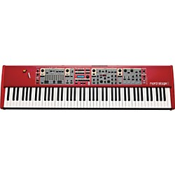 Nord Stage 2 88-Key Stage Keyboard (USED004000 AMS-NS2-88)