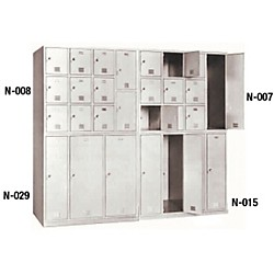 Norren Modular Instrument Cabinets in Gray (N-035 GRAY)