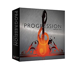 Notion Progression Guitar Tablature and Songwriting Software Version 2 (Progression 2.0)