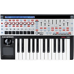 Novation 25 SL MkII Keyboard Controller (AMS-25-SLMKII)