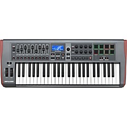 Novation Impulse 49 MIDI Controller (AMS-Novation IMPULSE 49)