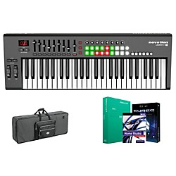 Novation Launchkey 49 Keyboard Controller Package 2 (NOVLK49CP2)