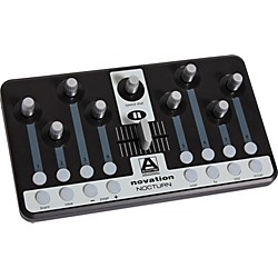 Novation Nocturn Intelligent Plug-In Controller with Automap Universal 2.0 Software (USED004000 AMS-NOCTURN)