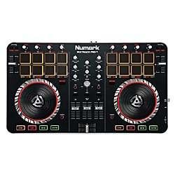 Numark MixTrack Pro II DJ Controller with Audio I/O (USED004000 MIXTRACKPRO II)