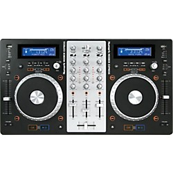 Numark Mixdeck Express DJ Controller with CD and USB Playback (USED004000 Mixdeck Expres)