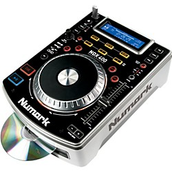 Numark NDX400 Tabletop Scratch CD Player (USED004000 NDX400)