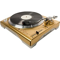 Numark TTUSB Belt-Drive Turntable with USB Audio Interface (TTUSBGOLDXUS)