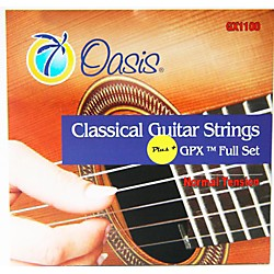 Oasis GPX+ Classical Guitar Carbon Trebles/Normal Tension Sostenuto Basses (GX-1100N)