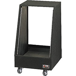 Odyssey Carpeted Studio Rack With Wheels (CRS14W)