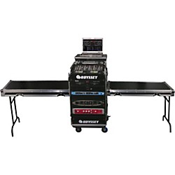 Odyssey Deluxe Dual Table Glide Style Combo Rack (FZGS1214WDLX-II)