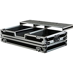 "Odyssey FZGSPBM10W Remixer Turntable DJ Coffin Case 10"" (FZGSPBM10W)"