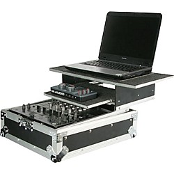 Odyssey Flight Zone Glide Style Combo DJ Mixer Case (FZGS12MIX)
