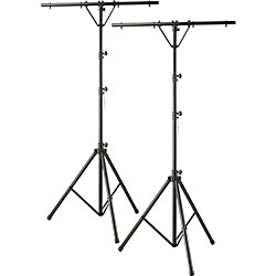 Odyssey LT-P2 TRIPOD LIGHTING STAND PAIR (KIT773443)