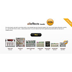 Ohm Force All Effects Bundle (1035-184)