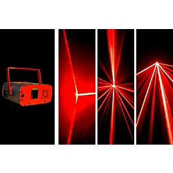 OmniSistem MAGIC BOX WIDE BEAM Laser Effect - Red (USED004000 AL-10 10R)