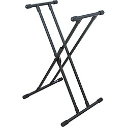 On-Stage Stands Deluxe Keyboard X Stand (29989)