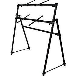 On-Stage Stands KS-7902 2-Tier A Frame Keyboard Stand (KS-7902)