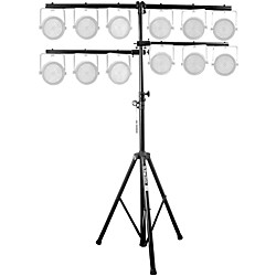 On-Stage Stands Quick-Connect U-Mount Lighting Stand (LS7720QIK)