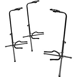 On-Stage Stands Tubular Guitar Stand 3-Pack (KIT885967)
