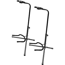 On-Stage Stands Tubular Guitar Stand Pair (GST-7 2fer)