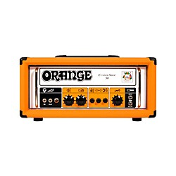 Orange Amplifiers CS50 Custom Shop 50W Tube Guitar Head (CS50)
