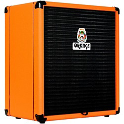 Orange Amplifiers Crush PiX CR50BXT 50W 1x12 Bass Combo Amp (CR50BXT)