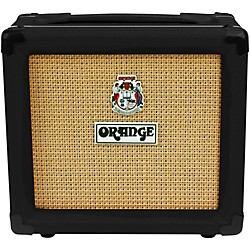 Orange Amplifiers Crush PiX Series CR12L 12W 1x6 Guitar Combo Amp (CR12L Black)