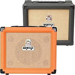 Orange Amplifiers Crush PiX Series CR20L 20W 1x8 Guitar Combo Amp (CR20L)