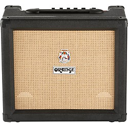 Orange Amplifiers Crush PiX Series CR35LDX 35W 1x10 Guitar Combo Amp (CR35LDX Black)