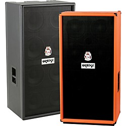 Orange Amplifiers OBC Series OBC810 8x10 Bass Speaker Cabinet (OBC810)