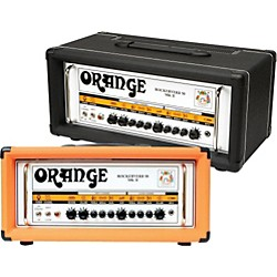 Orange Amplifiers Rockerverb 50 MK II 50W Tube Guitar Amp Head (RK50HTC MK II)