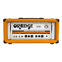 Orange Amplifiers TH100 Tube Guitar Amp Head (TH100H)