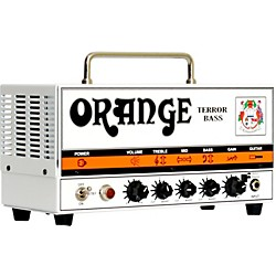 Orange Amplifiers Terror Bass 500 Series BT500H 500W Bass Amp Head (BT500H)