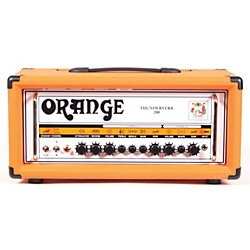 Orange Amplifiers Thunderverb 200 Series TH200HTC 200W Tube Guitar Amp Head (TH200HTC)