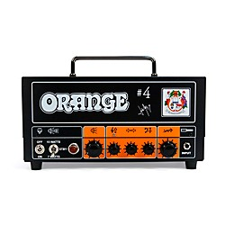 Orange Amplifiers Tiny Terror TT15JR Jim Root #4 Signature 15W Tube Guitar Amp Head (TT15JR)