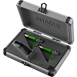 Ortofon Concorde DigiTrack Twin Pack - Limited Edition (CC DIGI GREEN TWIN)