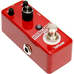 Outlaw Effects Hangman Guitar Overdrive Pedal (HANGMAN)