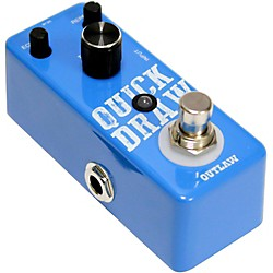 Outlaw Effects Quick Draw Guitar Delay Pedal (QUICK-DRAW)