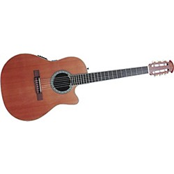 Ovation CC059 Acoustic-Electric Classical Guitar (CC059-4C)