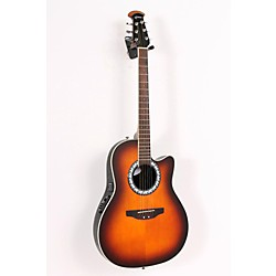 Ovation Celebrity Mid-Depth Acoustic-Electric Guitar (USED005012 CA24-1)