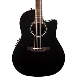 Ovation Celebrity Standard Mid-Depth Cutaway Acoustic-Electric Guitar (CS24-5)