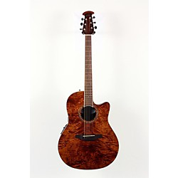 Ovation Celebrity Standard Plus Mid Depth Cutaway Acoustic-Electric Guitar (USED005001 CS24P-NBM)