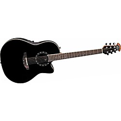 Ovation Standard Balladeer 1771 AX Acoustic-Electric Guitar (1771AX-5 No Case)