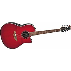 Ovation Standard Balladeer 1771 AX Acoustic-Electric Guitar (1771AX-CCB No Case)