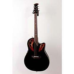 Ovation Standard Elite 6868 AX Acoustic-Electric Guitar (USED005010 6868AX-5 No Ca)