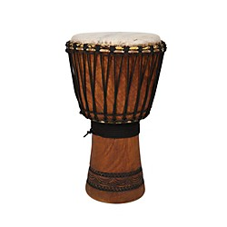 Overseas Connection Ivory Coast Djembe (I662B)