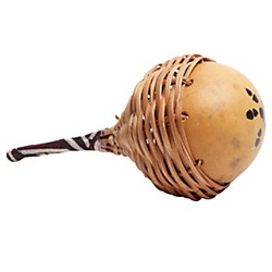 Overseas Connection Rhythmkids Calabash Rattle (G-975A)
