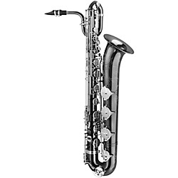 P. Mauriat PMB-500BXSK 'Black Pearl' Professional Bartione Saxophone (PMB-500BXSK)
